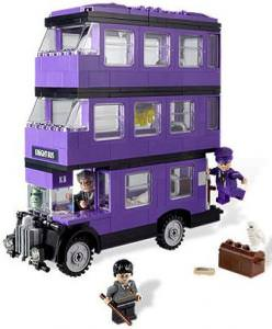 Harry Potter LEGO Knight Bus