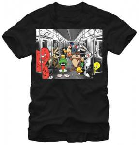 Looney Tunes Subway Crew T-Shirt