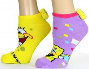 SpongeBob SquarepantsLow-Cut Socks