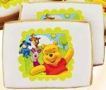 Winnie The Pooh Shortbread Cookies