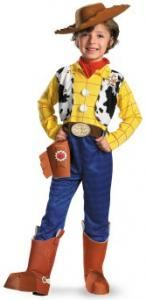 Toy Story Woody Kids Costume