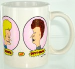 Beavis And Butt-Head Ceramic Mug