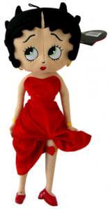 Betty Boop 17 Inch Plush Doll