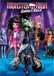 Monster High Ghouls Rule DVD