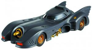Batman Batmobile Hot Wheels Die-Cast