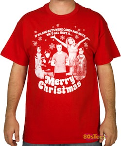 Big Bang Theory Merry Christmas T-Shirt