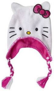 Hello Kitty Lapland Beanie hat