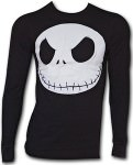 The Nightmare Before Christmas Face Jersey Shirt