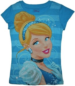 Princess Cinderella Girls T-Shirt