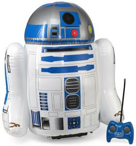 Star Wars R2 D2 Inflatable Remote Control