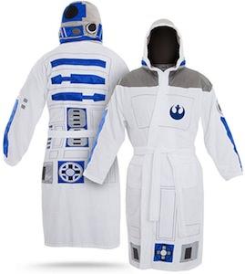 Star Wars R2-D2 Bath Robe