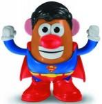Superman Mr Potato Head