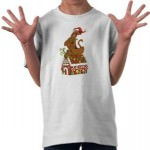 Scooby-Doo Gingerbread House Christmas T-Shirt