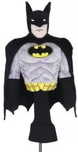 Batman Golf Club Head Cover