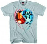 Captain America And Iron Man T-Shirt