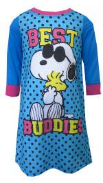 Snoopy And Woodstock Best Boddies Night Shirt