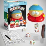 South Park Yahtzee board game