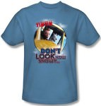 Tintin Don't Look Now Snowy T-Shirt