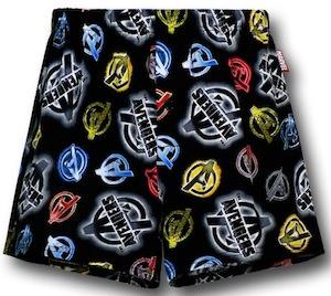 Avengers Logo Boxer Shorts