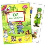 The Wizard Of Oz Sticker Book
