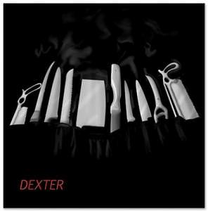 Dexter's Tools Shower Curtain
