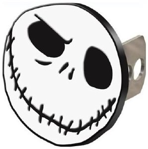 The Nightmare Before Christmas Jack Skellington Hitch Cover