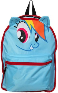 My Little Pony Reversable Backpack with Rainbow Dash and Derpy