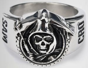 Sons Of Anarchy Samcro Ring