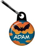 Batman Zipper Pull