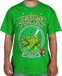 TMNT Turtle Power T-Shirt
