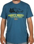 Marty McFly Time Travel Agency T-Shirt