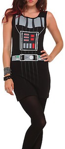 Star Wars Darth Vader Dress