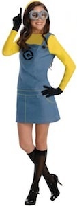 Minion Costume For Women