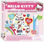 Hello Kitty Temporary Tattoo Kit