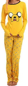 Adventure Time Jake sleepwear / costume