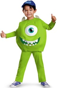 Mike Wazowski Toddler Costume