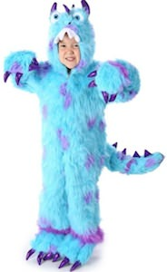 Sulley Kids Costume