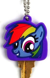 My little Pony Rainbow Dash Key Cap