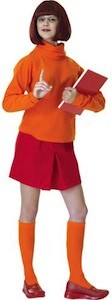 Scooby-Doo Velma women's costume for Halloween