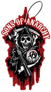 Sons Of Anarchy Air Freshener