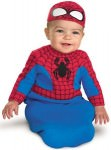Spider-Man baby costume