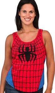 Spider-Man girls Tank Top