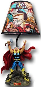 Marvel Thor Lamp