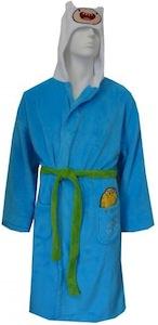 Adventure Time Finn Bath Robe