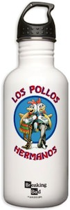 Breaking Bad Los Pollos Hermanos Water Bottle