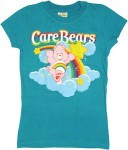 Care Bears Cheer Bear Rainbow T-Shirt