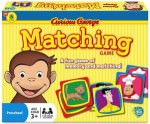 Curious George Memory Board Game