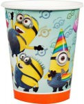Despicable Me Minion Paper cups