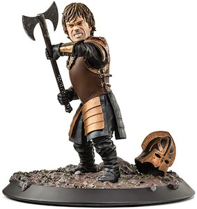 Tyrion Lannister Statue from the Game of Thornes