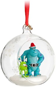 Mike And Sulley Christmas Ornament